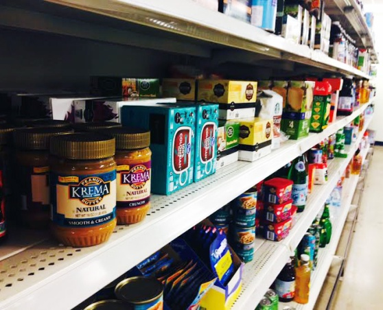 Want two free Komets tickets to the April 11 game? Bring non-perishable food--especially peanut butter!--to CC1440 next week.