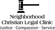 NCLC Logo White
