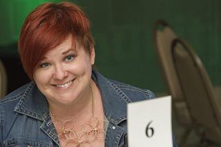 Brenda Zemaitis, an event management student, is a recipient of the Robert F. Kelty Endowed Scholarship.