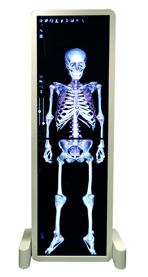 Ivy Tech Northeast health students will be able to study detailed anatomy through the College's new tool, an Anatomage table. The table—typically found in large medical schools and research institutions—is a gift from a recent Ivy Tech Central Office grant.